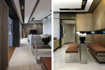 Resort-style living made possible in an apartment