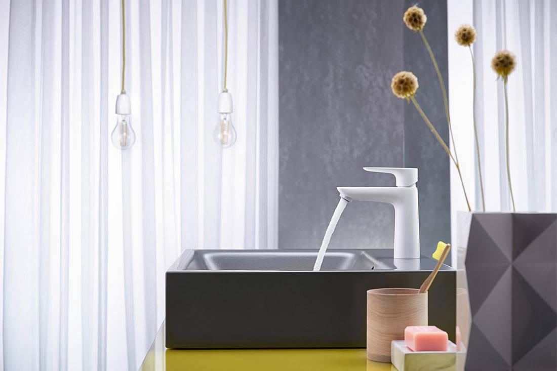 faucet colour hansgrohe