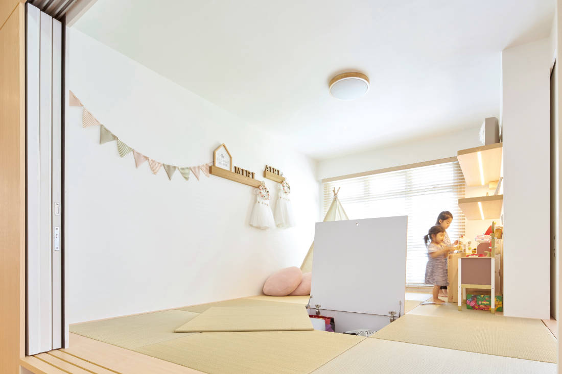 maximise space by Chalk Architect