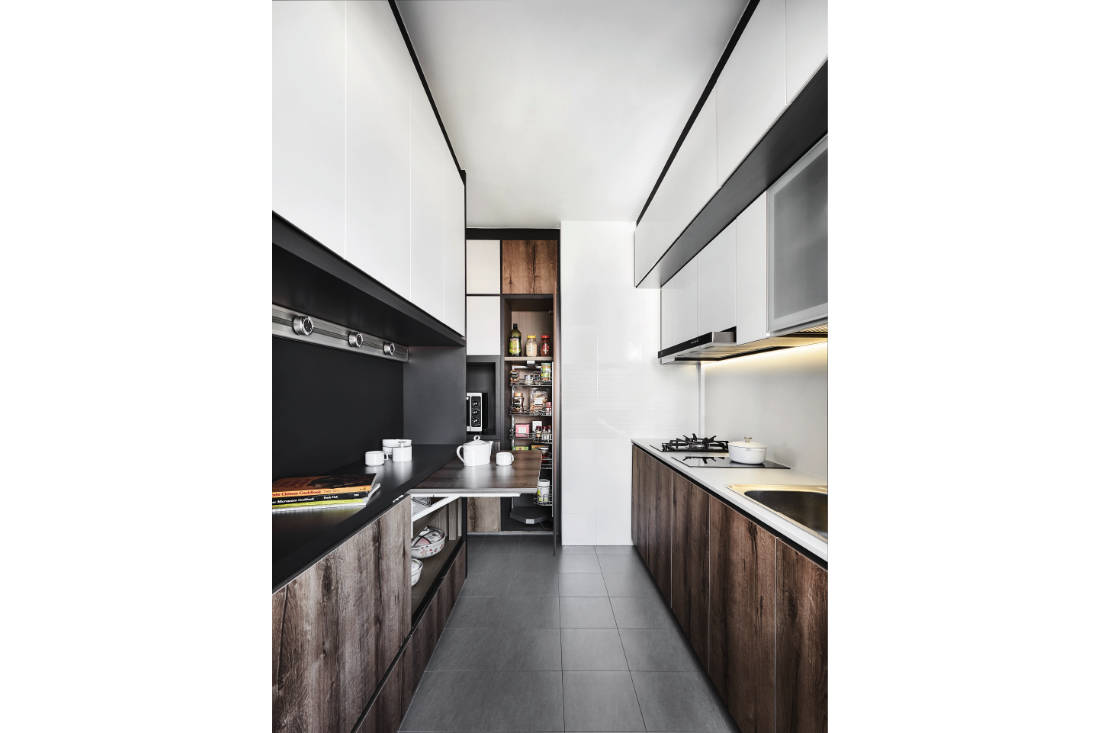 maximise space by Rhiss Interior
