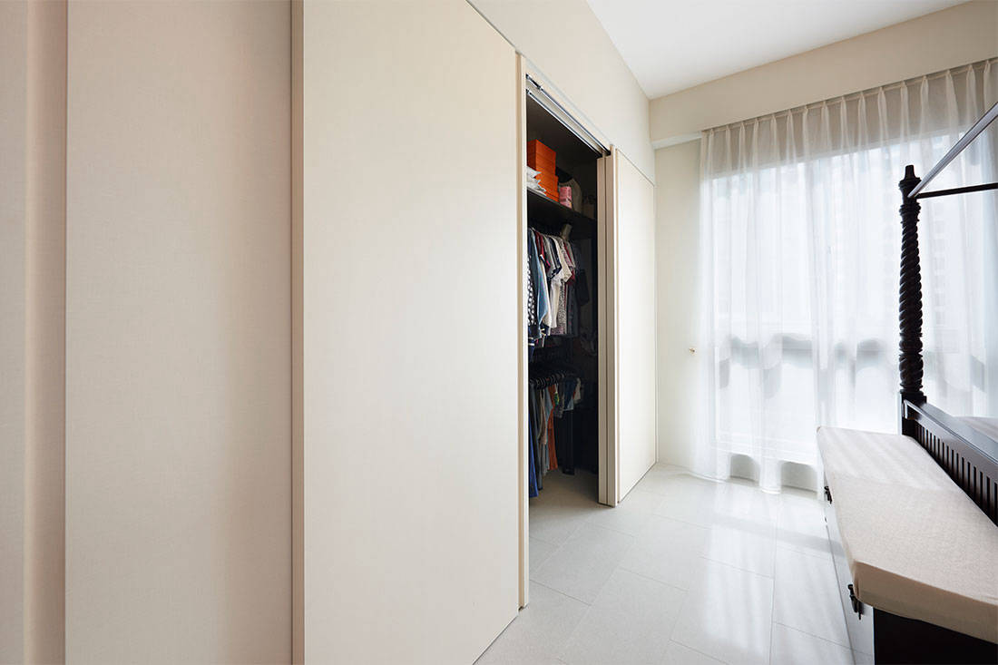 wabi-sabi apartment SPIRE