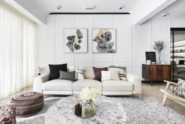 Modern classic apartment where the details truly shine