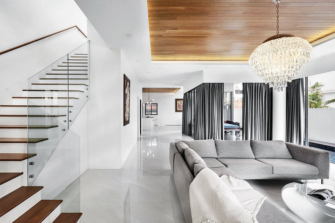 luxury home Notion of W