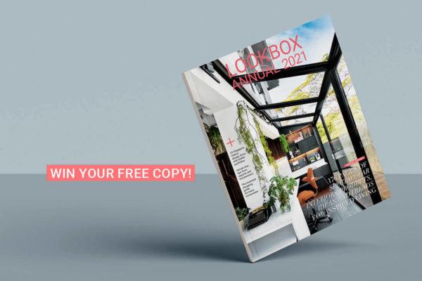 We're giving away 10 copies of Lookbox Annual on Facebook