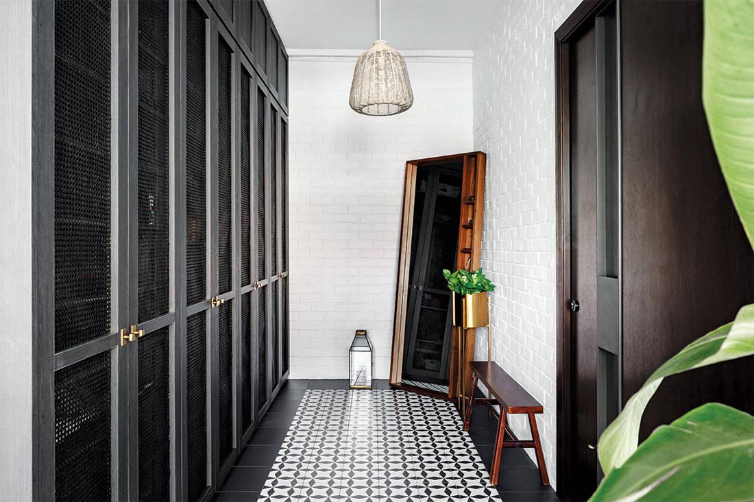 staycation African Safari interior Haus Atelier