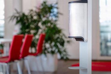 SYSTEM 2 Disinfectant Dispenser
