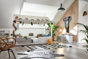 9 steps to achieving a kid-friendly home that's not shy on style