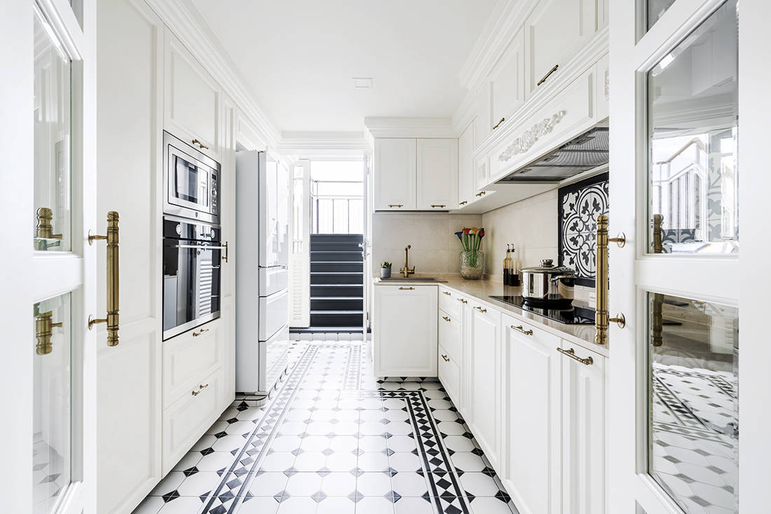 Victorian style penthouse Ethereall