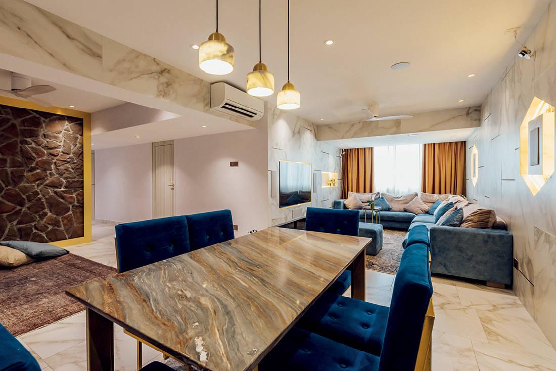 hotel living Fatema Design Studio