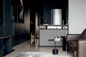 black interior Joey Khu ID