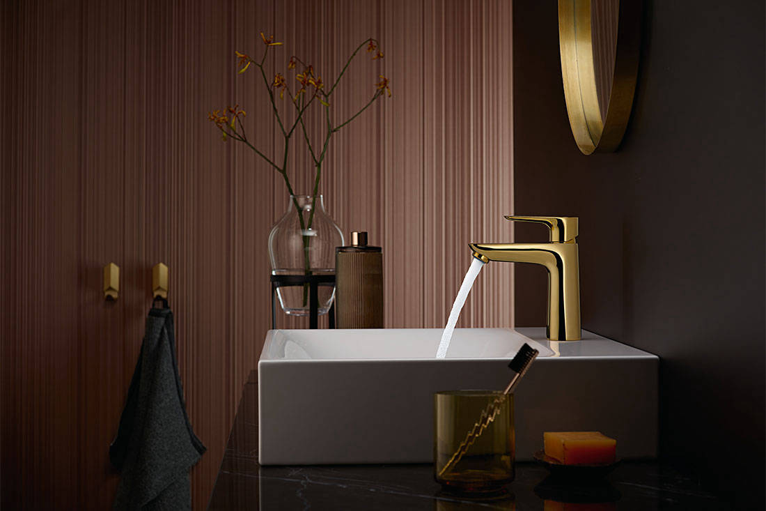makeover FinishPlus Hansgrohe