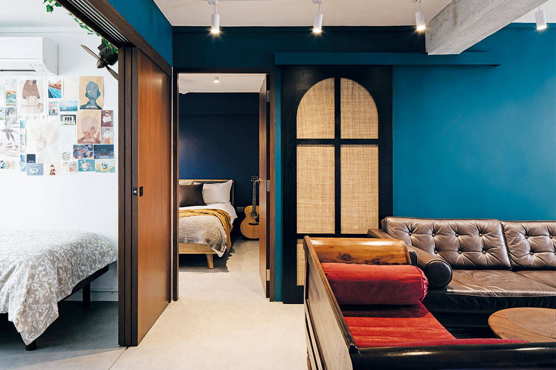 eclectic home three-d conceptwerke