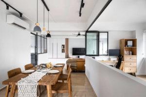 HDB resale flat Plush Interior Design