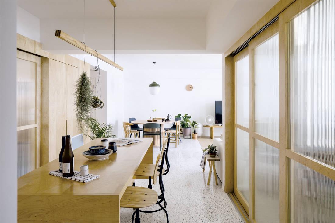 design trends Japandi style Parenthesis