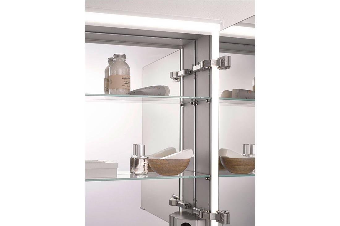 Prime Illuminated Mirror Cabinet