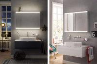 Prime2 Illuminated Mirror Cabinet