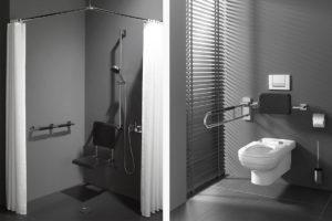 System 2 Safety bathroom emco Bad
