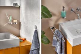 Flow bathroom accessories emco Bad