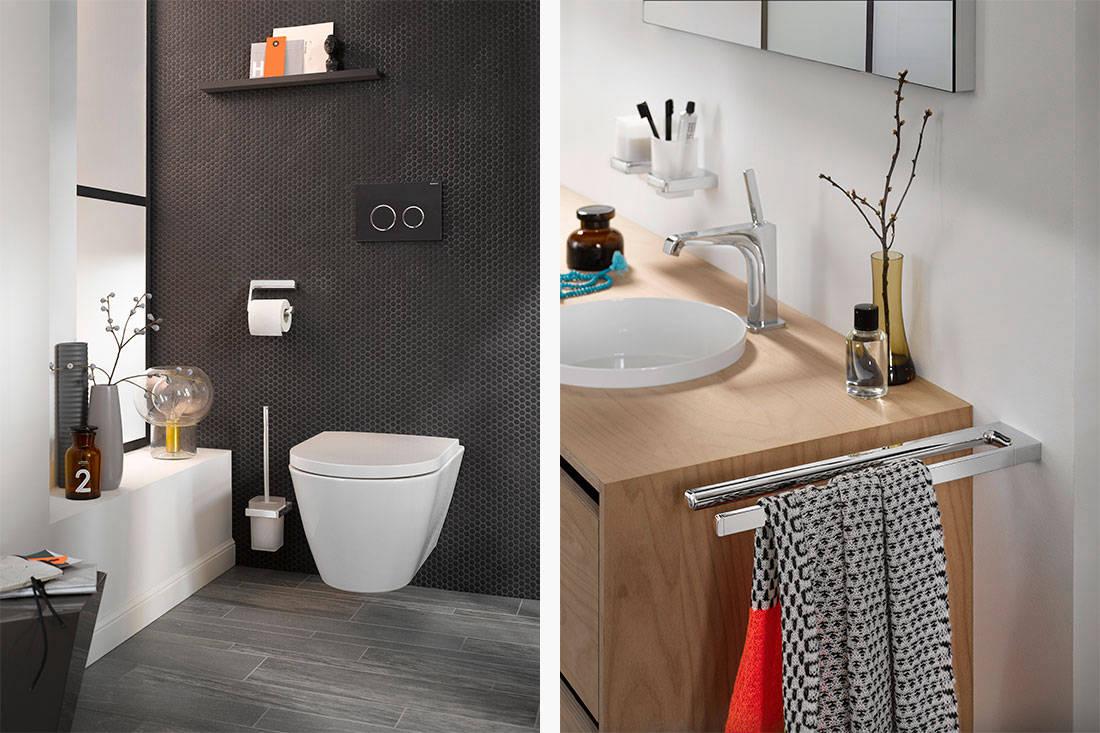 Trend bathroom accessories emco Bad