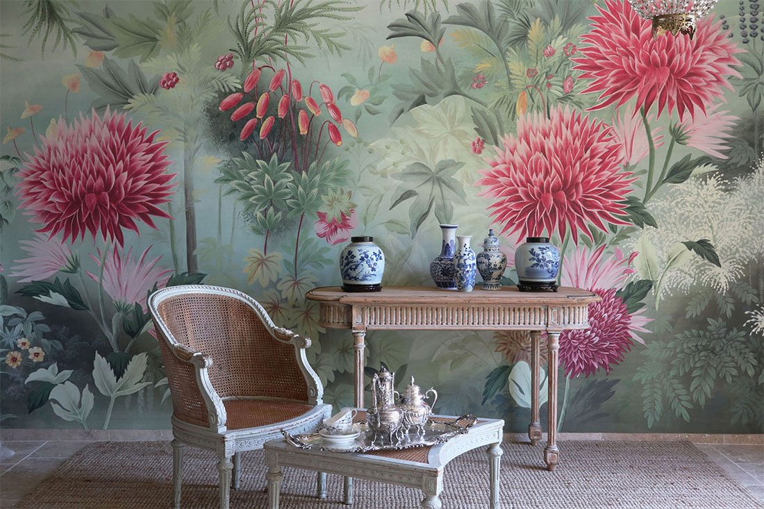 biophilic designs wallcovering