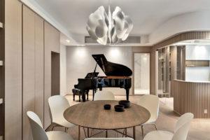 curves luxury apartment hong kong COMODO Interior Design