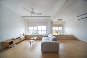 Living large in a Japanese-inspired, minimalist home