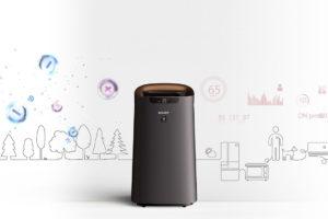 air purifier KI-L80E-T SHARP