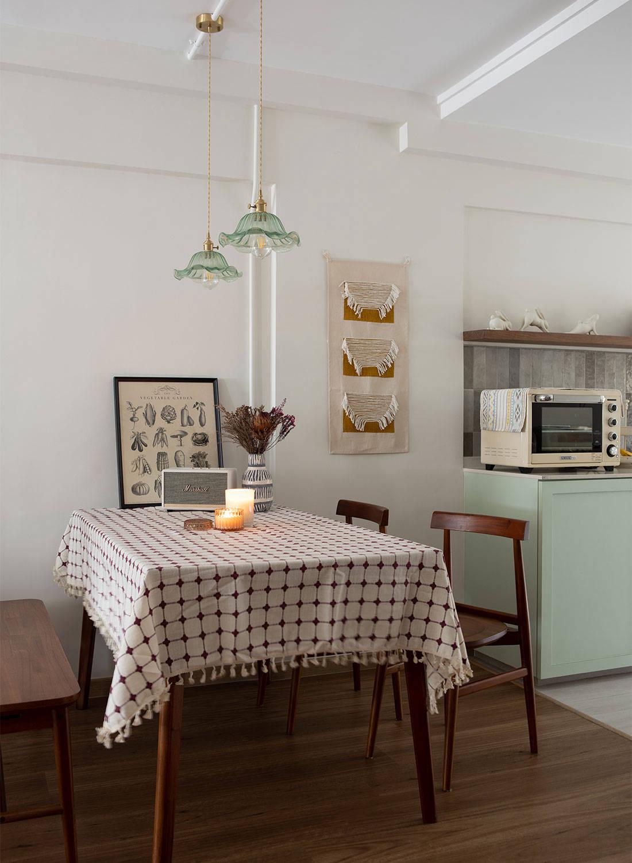 boho design HDB flat Authors Interior & Styling