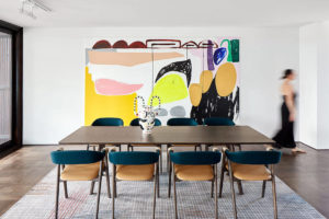 The joy of colour in the Shutter House by State of Kin