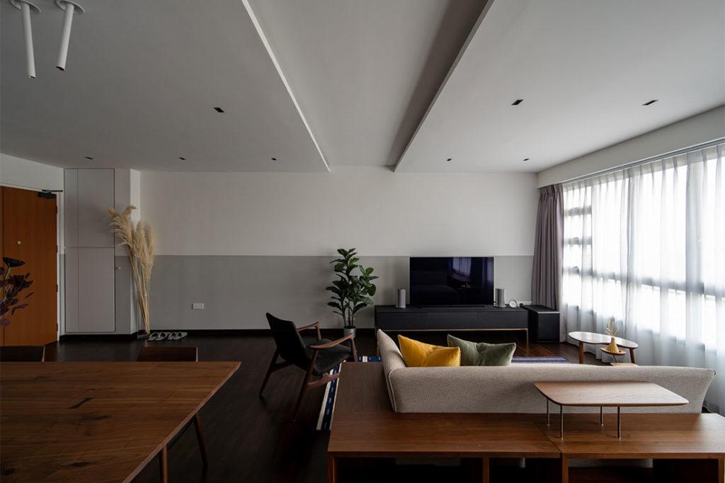 weekend home 5-room HDB flat