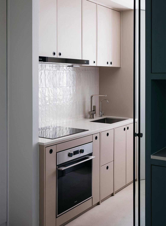 one-bedroom apartment Craftsmen Studio