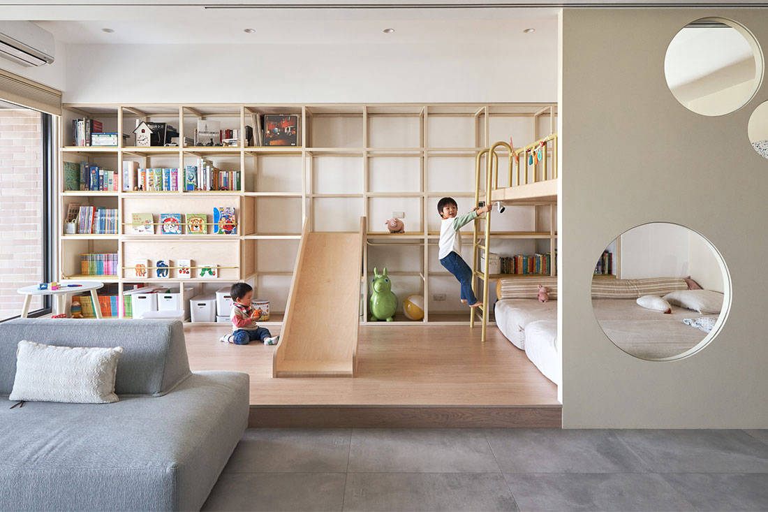 Hao Design apartment Lookbox Living 64 Design and Well-being issue