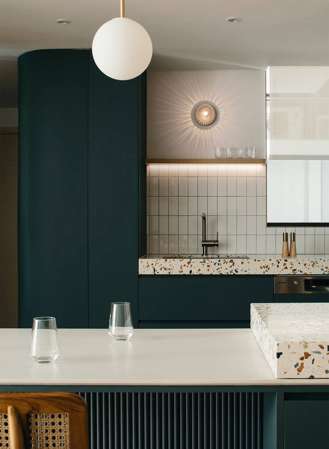 shop the look HEI Architects kitchen