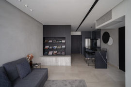 Smart moves to reshape and enlarge a three-room BTO flat