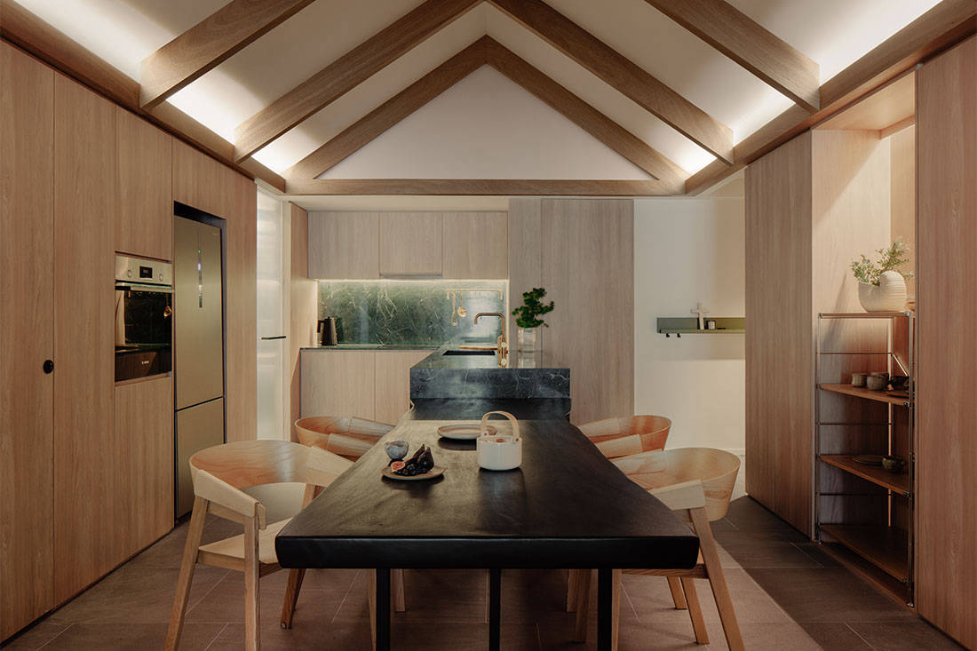 shop the look L Architects apartment