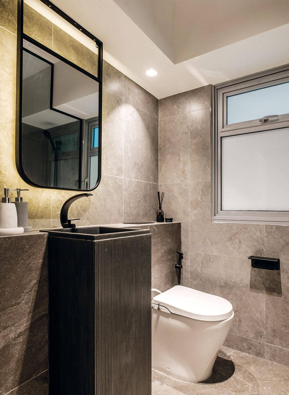 five room flat HOFT