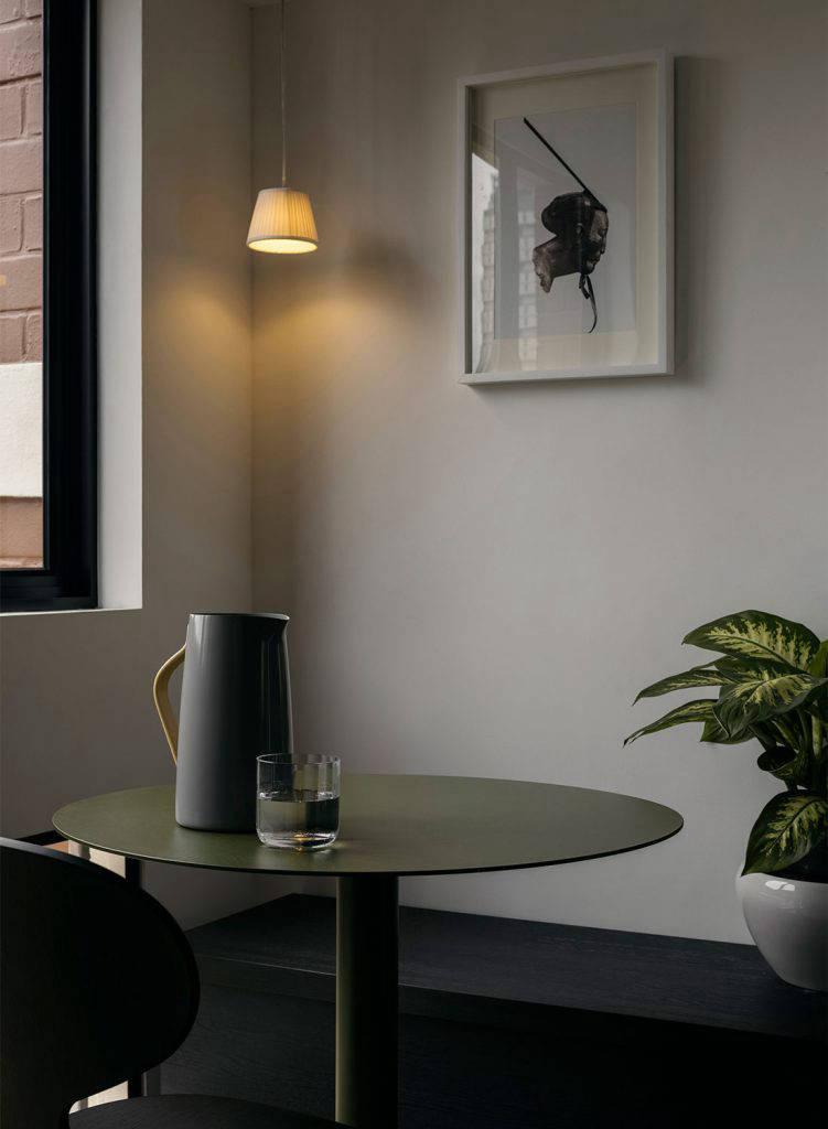 New York City inspired flat Right Angle Studio