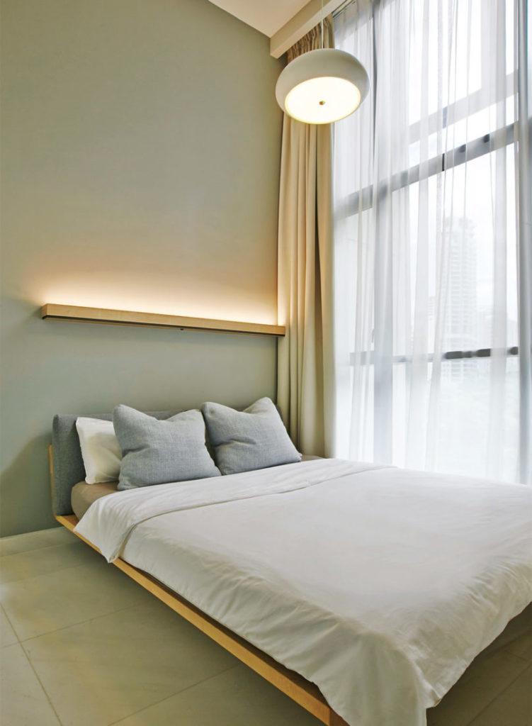 bedroom Design of Schatz project