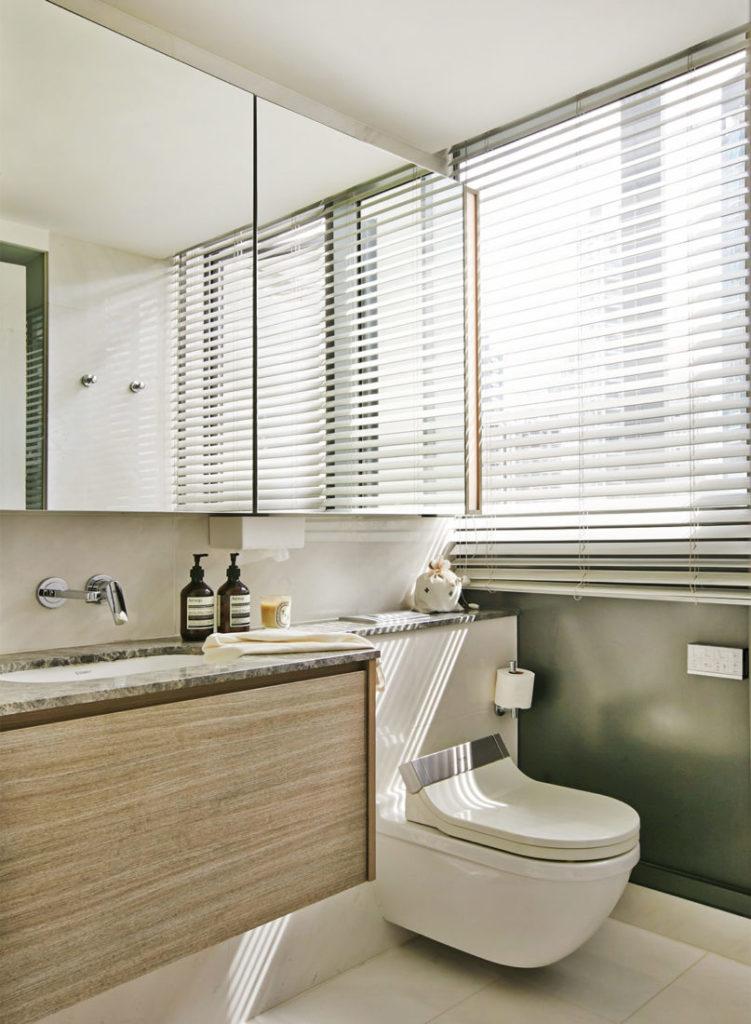 bathroom Design of Schatz Project