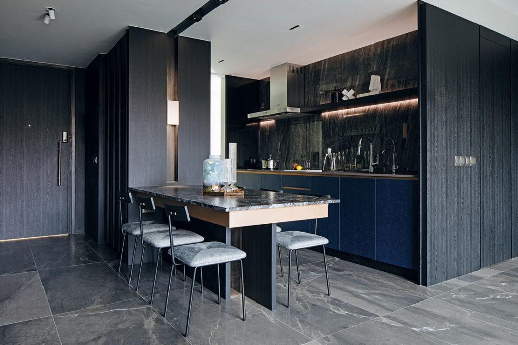 kitchen Joey Khu ID project
