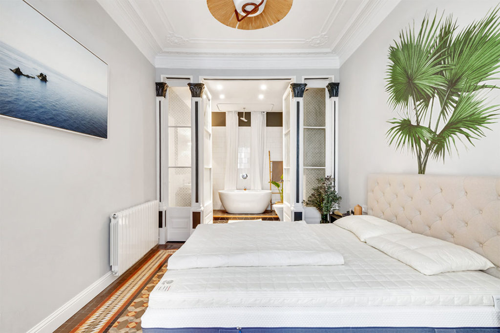 bedroom Project by Biofilico