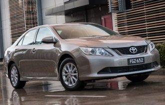 Toyota Aurion AT-X Price Australia