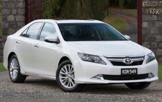 Toyota Aurion PRESARA Price Australia