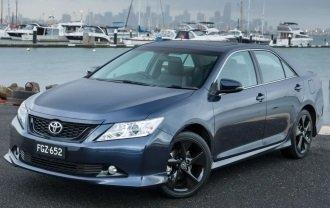 Toyota Aurion SPORTIVO Price Australia