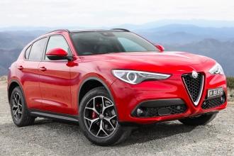 Alfa Romeo Stelvio OTHER VARIANT Price Australia