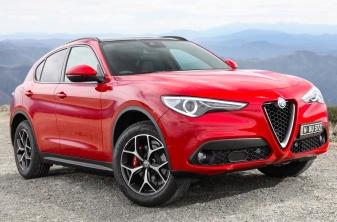 Alfa Romeo Stelvio TI Price Australia