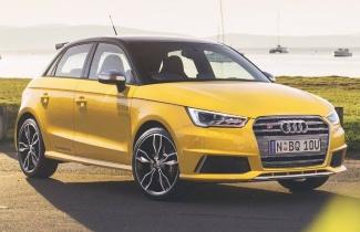 Audi S1 SPORTBACK 2.0 TFSI QUATTRO Price Australia