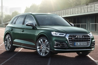 Audi SQ5 3.0 TFSI QUATTRO Price Australia