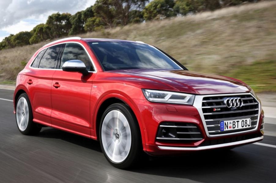 Audi SQ5 3.0 TFSI QUATTRO BLACK EDITION Price Australia