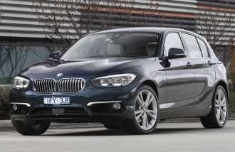 BMW 1 Series 20i URBAN LINE Price Australia